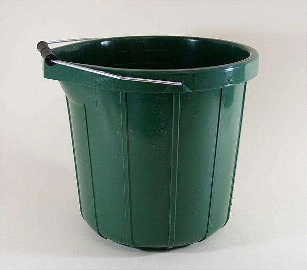 9lt  2gal  green bucket