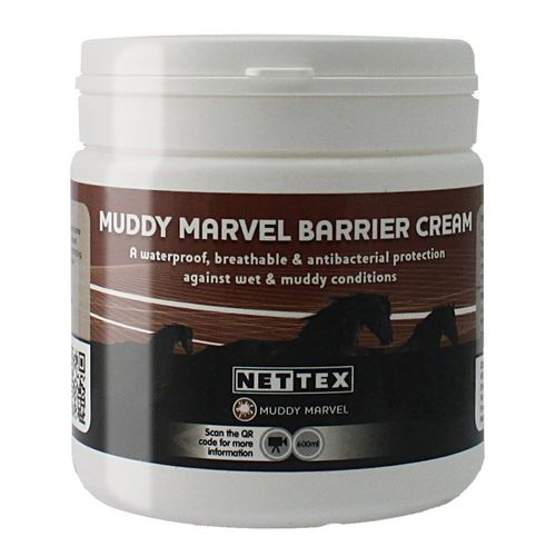 MUDDY MARVEL BARRIER CREAM 600ML